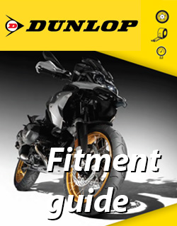 DUNLOP moto fitment guide
